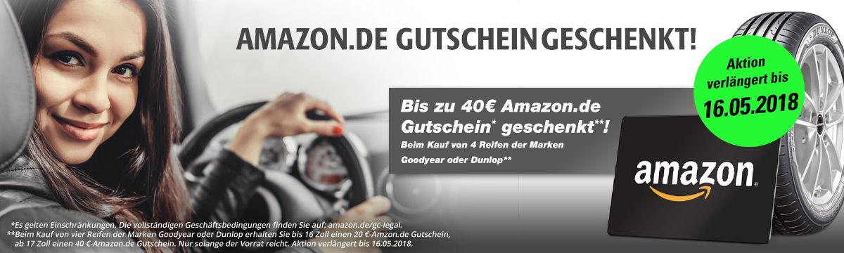 Amazon.de Gutschein geschenkt!